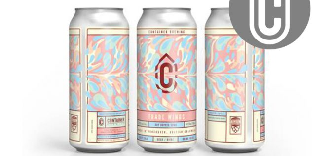 Container Brewing Releasing TRADE WINDS Dry-Hopped Sour