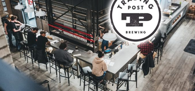 BC Craft Beer Spotlight: Trading Post Brewing & Red Door Events
