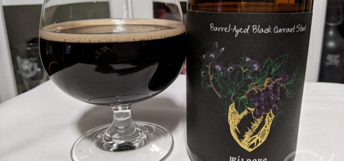 Wildeye Brewing – Barrel-Aged Fruit Stouts with Brett