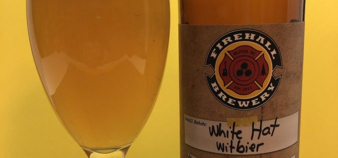 Firehall Brewery – White Hat Witbier