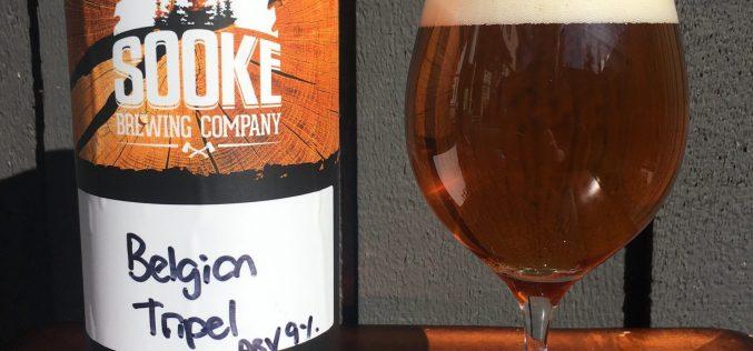 Sooke Brewing Company- Belgian Tripel