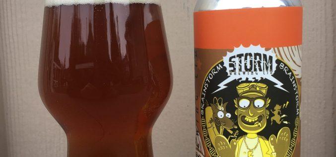 Storm Brewing – Orange Creamsicle Ale