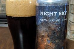 Mariner Brewing –  Night Sky Salted Caramel Stout