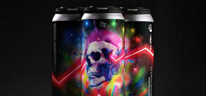 HYPHA Project x Boombox Brewing Releases Sonopsychotic