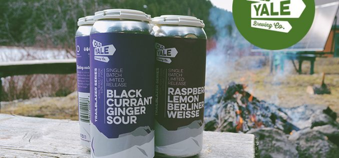 Old Yale Brewing's Sour Berry Mixer is Back!