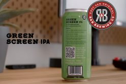 R&B Brewing Releases Green Screen IPA