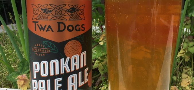 Twa Dogs Brewery – Ponkan Pale Ale