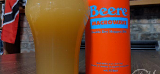 Beere Brewing – Macrowave DDH IPA