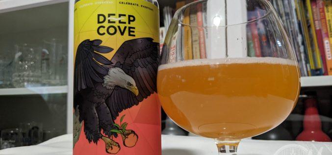 Deep Cove Brewing – Mandarin Oat Pale Ale