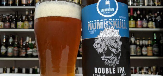 Lighthouse Brewing – Numbskull Double IPA: Tasman Edition