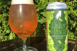 Whistle Buoy Brewing Co – Outer Peace Spruce Tip Pale Ale