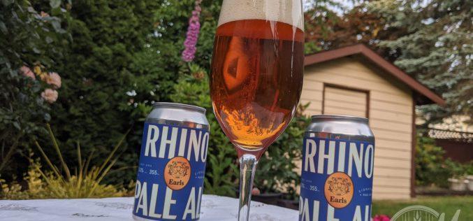 Parallel 49 Brewing: Earls Rhino Pale Ale