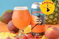 Andina Brewing Releases Salpicón 🍓🥭🍍🍑 Fruit Punch Sour!