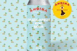 Andina Brewing Releases RECUERDO – Dragonfruit Kiwi Sour 🐲 🥝