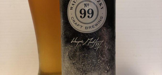 "Wayne Gretzky Estates – A ""Hat Trick"" of beers"