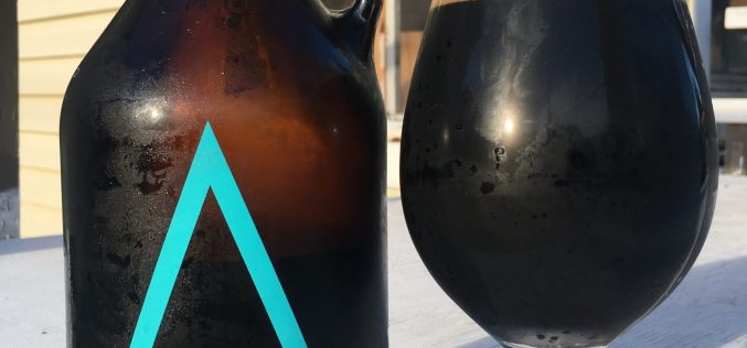 A-Frame Brewing Co. – Skull Lake Imperial Espresso Stout