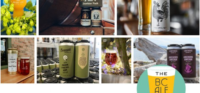 Festbiers and Fresh Hops and Märzens, Oh My! Fall for some of BC's best craft beers
