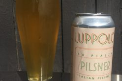 Luppolo Brewing Co.- La Piazza Pilsner